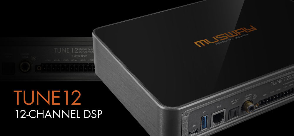 MUSWAY-DSP-SYSTEMS