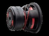 Digital Design Redline 812D2 subwoofer 12 inch 2000 watts RMS DVC 2 ohms_
