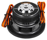 MusWay MW622 subwoofer 6 inch 150 watts RMS DVC 2 ohms_