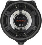 MusWay CSM40F custom fit 10 cm center luidspreker Mercedes-Benz C / GLC & E Klasse_