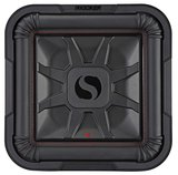 Kicker Solobaric L7T124 subwoofer 12 inch 600 watts RMS DVC 4 ohms_