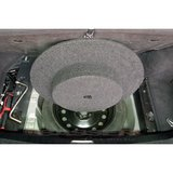 DEMO custom 10 inch subwoofer kist voor BMW 3 serie E46 Touring & Fiat BRAVO 2007->_