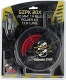 Ground Zero GZPK20X flexibele CCA versterker aansluitset 20mm2_10