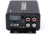 Audio System CO 35.4 micro 4 kanaals versterker 200 watts RMS auto high level_10