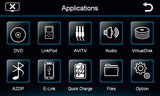 ESX VNC6310D Renault Master III camper/truck navigatie radio systeem_10