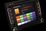 ESX VN720 VO-P6C-S (iGo) navigatie radio voor Volkswagen Polo 6C_10