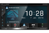 Kenwood DNX5190DABS dab navigatie radio met apple carplay_