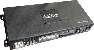 Audio System R110.4DSP 4 kanaals versterker 800 watts RMS met 8 kanaals DSP