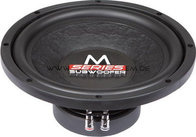 Audio System M10 subwoofer 10 inch 200 watts RMS SVC 4 ohms inbouwdiepte 106mm