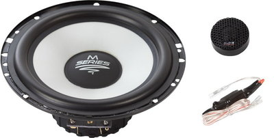 audio system m165 evo