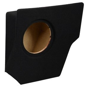 custom fit subwoofer kist 8 inch voor vw golf 3 car hifi. Black Bedroom Furniture Sets. Home Design Ideas