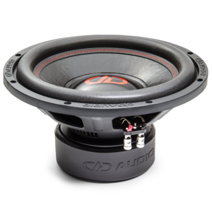 Digital Design DD612-D4 subwoofer 12 inch 600 watts RMS DVC 4 ohms