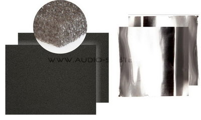 Audio System DAMP1-EVO dempings materiaal set