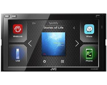 JVC KW-M540BT autoradio met Weblink Spotify usb bluetooth