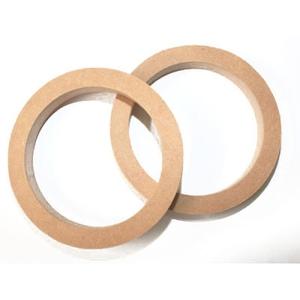 MDF luidspreker ringen voor 160 mm luidsprekers 8mm dik