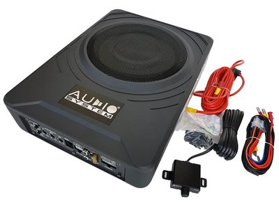 Audio System US08 underseat subwoofer