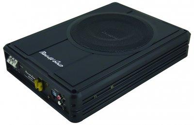Phoenix Gold Z10150 actieve (underseat) woofer