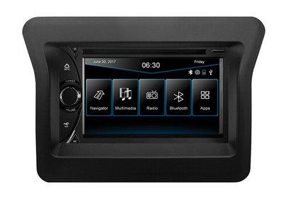 ESX VNC6310D Renault Master III camper/truck navigatie radio systeem