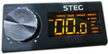 Steg External Display digital remote control